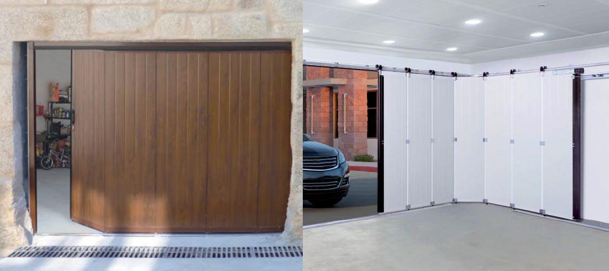 Seccionales aluabi for Puertas de garaje precios