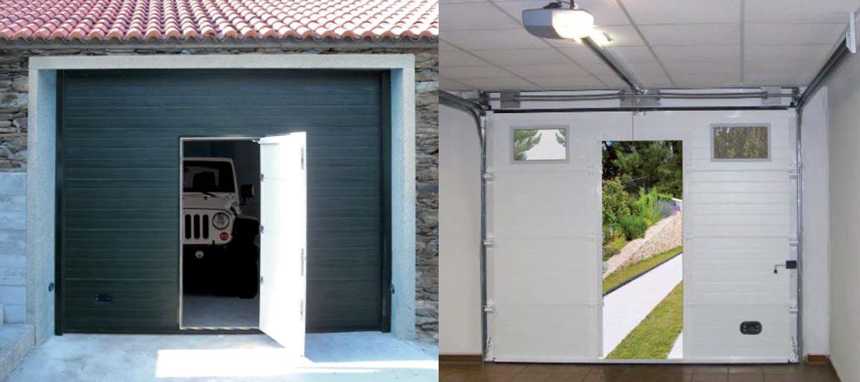 Seccionales aluabi - Porton de garaje ...