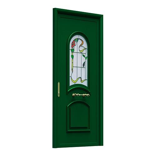 aluabi-indupanel-puertas-ipstamp-ip1-1v-vitral-color-verde