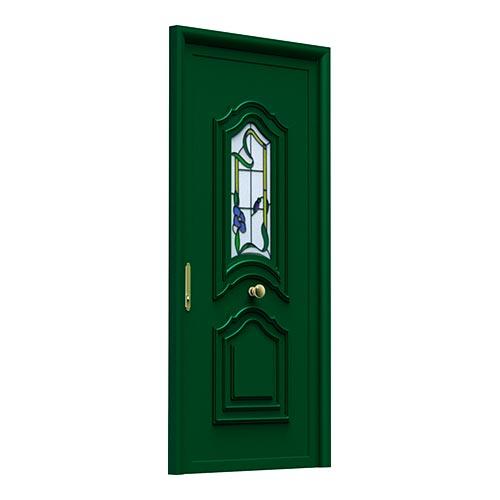 aluabi-indupanel-puertas-ipstamp-ip12-1v-vitral-color-verde